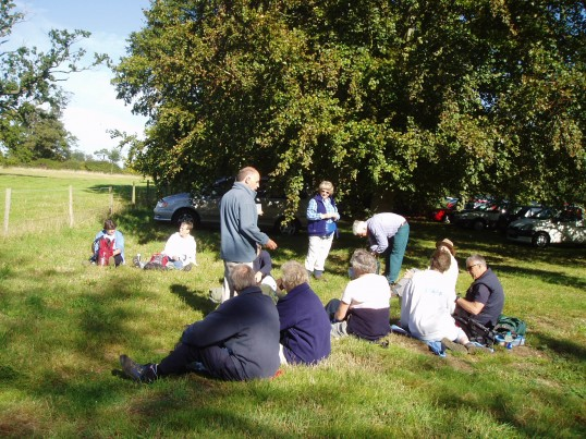 Rambling Club Visit to Flatford Mill