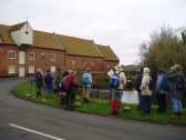 Rambling Club Visit to Burnham Overy Staithe, Norfolk