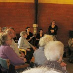 A suggested archive of Robert Sayle was made to retired Partners at an illustrated talk at coffee morning.