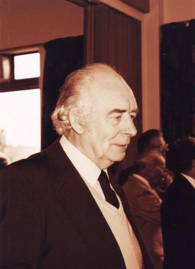 Basil Carroll Robert Sayle Display Manager.