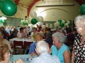 75th Anniversary Celebrations with Robert Sayle Pensioners
