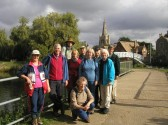 Rambling Club Huntingdon Walk