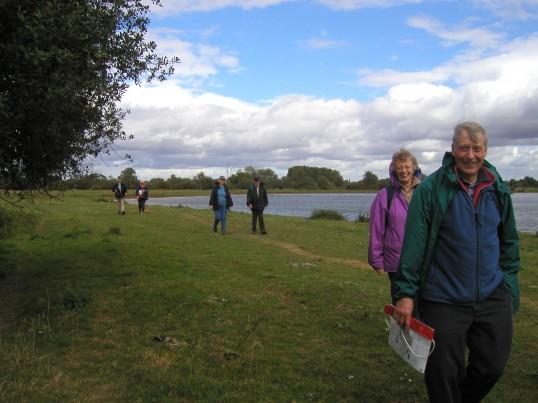 Rambling Club Huntingdon Walk