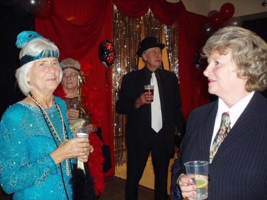 Robert Sayle closure party October 2004