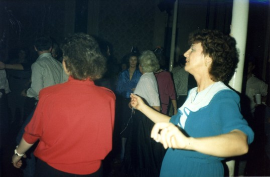 Robert Sayle Guildhall Party 1987