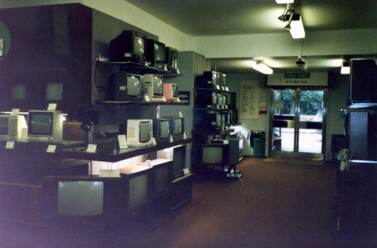 Radio and TV department Robert Sayle (No 24/25)