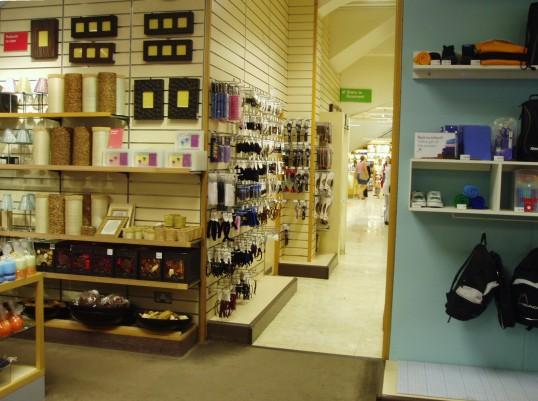 Corner of Gift Department Robert Sayle