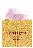 Robert Sayle paper bag with the fabric for  Bridesmaids dresses.