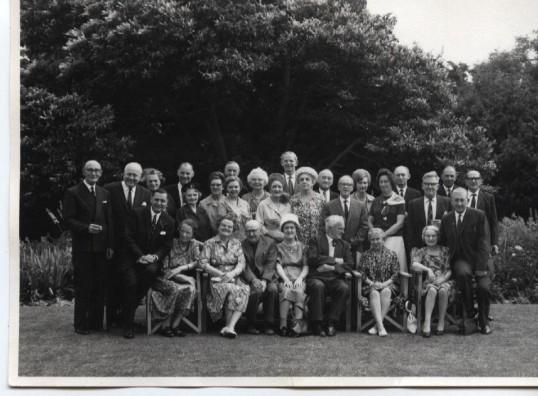Waterloo Club Lunch 1966