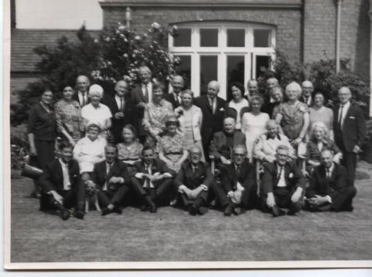 Waterloo Club Lunch 1969