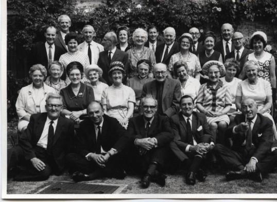 Waterloo Club Lunch 1970