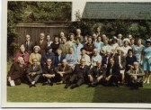Waterloo Club Lunch 1972