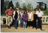 Robert Sayle Department Managers at their conference at Madingley Hall
