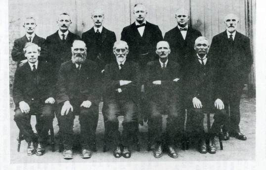Robert Sayle & Co - a total of 579 years with the Company