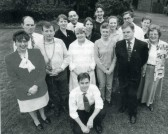 Robert Sayle Drama Club in the 1990's