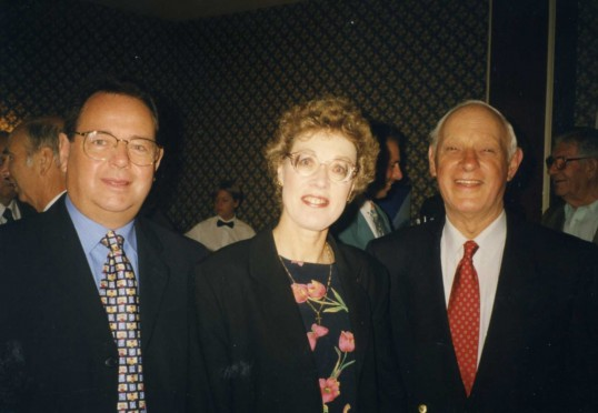 Trio of Retired Partners
