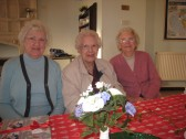 At the Coffee Morning December 2009