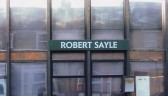A Collection of Photos of parts of the Robert Sayle Magent Service Building