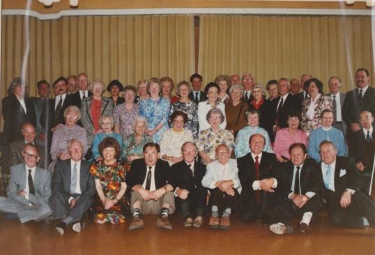 Waterloo Club Lunch 1991