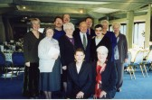 Robert Sayle Retirement Committee Christmas Lunch 2001