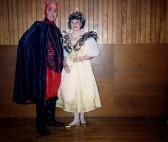 Stilton Players.Mother Goose.The Demon & the Fairy.