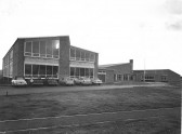 Community College Sawtry. The Beginning, picture Victor Pannell.