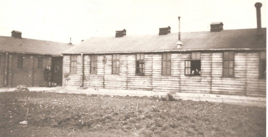 The Land Army Hostel Sawtry.