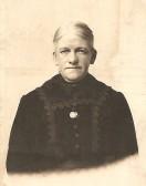 Elizabeth Ann Ginns (nee Lewis) of Sawtry. 1855 to 1926