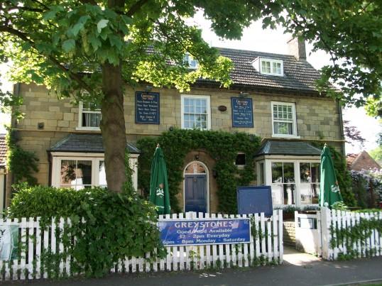 Chesham House, Sawtry now Greystones Public House