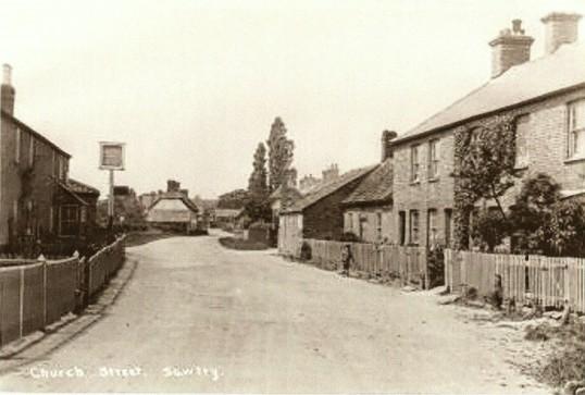 Oddfellows Arms Church Street Sawtry