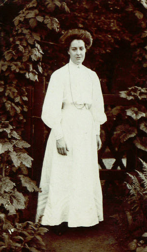 Alice Mary Rowell ( Nee Cullip) also known as Polly at Conington