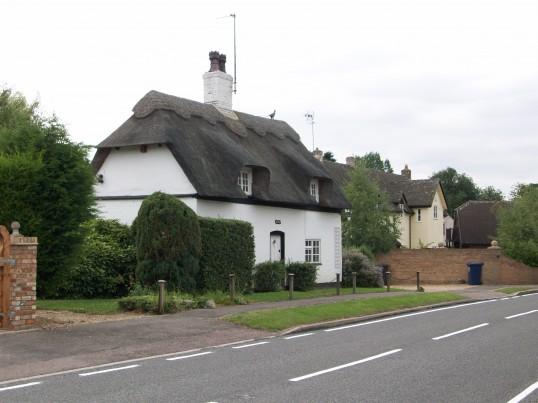 16th Century cottage Infield Road Glatton.