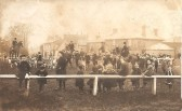 The Meet of the Fitzwilliam Hunt, On the Sawtry Green .