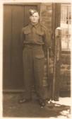 Joseph Edwin Ginns of Sawtry. (1918 - 1940)