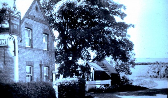 The Durham Ox aka The Bull public house Sawtry.