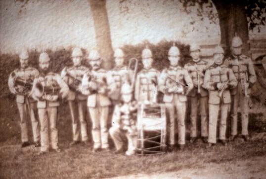Sawtry Brass Band.