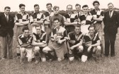 Sawtry Sports Club, Winners Hunts League Div. 2 1948-1949.
