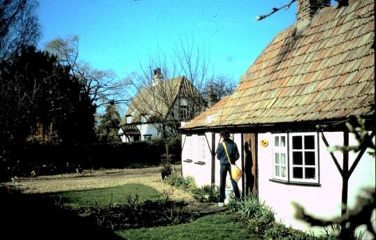 Tudor Cottage Tinkers Lane Sawtry.