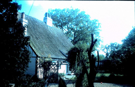 The Wells Cottage Sawtry.