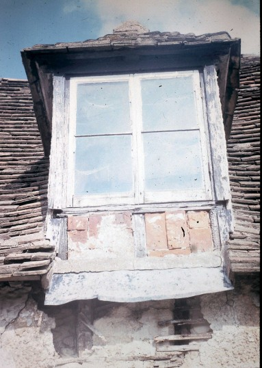 Dormer Window of number 10 The Green Sawtry.
