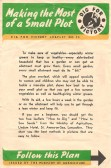 Dig for victory leaflet no. 23 issued by the Ministry of Agriculture.