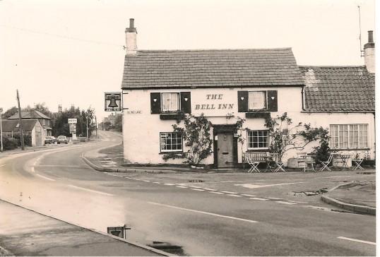 The Bell Inn Public House Sawtry.