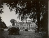 Holmewood Hall in the village of Holme. (Side view)