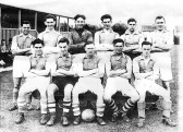 Holme Rovers Football Team 1948 / 49 season.