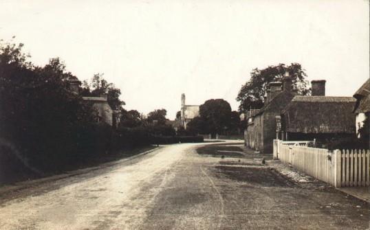 Holme Village Huntingdonshire.