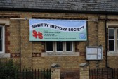 Advertising, Sawtry History Society, Open Day