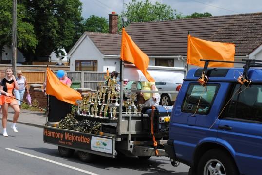 Sawtry Carnival Parade,