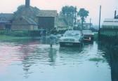 Flooding at 15 Church Street Sawtry.