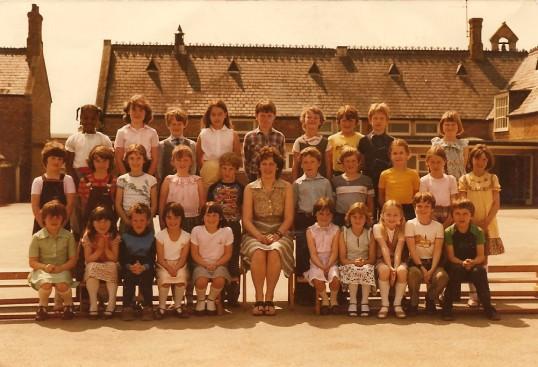 Junior School Sawtry. (Mrs Cousins Class)