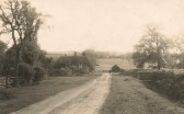 St. Judiths Lane Sawtry. (At the time of this photo it was called Green End.)